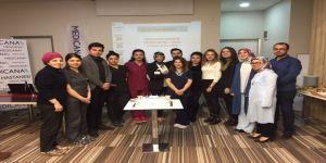 Yoğun Bakım Hemşireliği Sertifikalı Eğitim Programı Tamamlandı