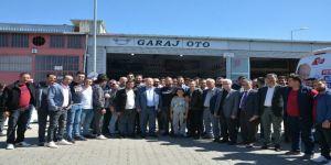 Başkan Özakcan'dan Efeler'e Modifiye Otomobil Fuarı Müjdesi