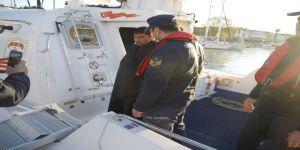 Ayvacık'da Göçmen Teknesi Battı: 1'i Bebek 4 Ölü