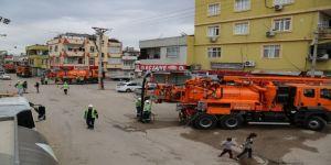 Aski'nin Yeni Kombine Kanal Temizleme Araçları Sahaya İndi
