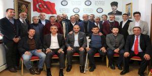 Eski Bbp Genel Başkanı Muhsin Yazıcıoğlu Vefatının 10. Yıl Dönümünde Anıldı