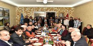 Başkan Uysal, Karadenizlilerle Buluştu