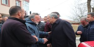 "Vatandaştan Beykoz Adayı Aydın'a, ""Sizi Başkan Yapacağız"" Sözü"