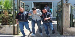 Antalya'da Market Farelerine Suçüstü