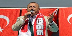 """Çavuşoğlu: """"Avrupa Birliği Bile Tepki Gösteriyor Da Bazı Arap Ülkeleri Amerika Ve İsrail Korkusundan Sesini Çıkaramıyor"""""""