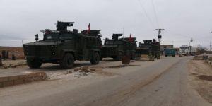 """Milli Savunma Bakanlığı: """"Tel Rıfat Bölgesinde Ateşkesi Sağlamak, İstikrarı Temin Etmek Ve Unsurlarımıza Yapılan Saldırıları Önlemek Maksadıyla, Daha Önce Varılan Mutabakat Çerçevesinde, Türk Silahlı Kuvvetleri Ve Rus S"""