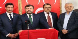 """Şenlikoğlu: """"Şehidimiz Üzerinden Siyaset Yapılıyor"""""""