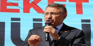 Cumhurbaşkanı Yardımcısı Oktay, A Milli Futbol Takımı'nı Tebrik Etti