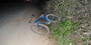 Otomobilin Çarptığı Bisiklet Sürücüsü Yaralandı