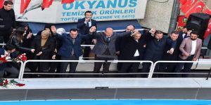 İçişleri Bakanı Soylu'dan Başkan Adayı Yıldız'a Destek