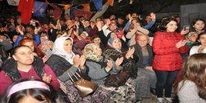 Nuri Güler, Serdaroğlu Mahallesi Sakinleri İle Bir Araya Geldi
