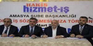 """Başkan Özdemir: """"Personelimizin Alın Teri Kurumadan Haklarını Verdik"""""""