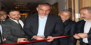 Marmaris'in İlk Termal Tesisinin Açılışını Bakan Ersoy Yaptı