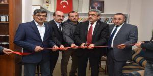 Başkan Alıcık, Öğretmen Baki Çuval Kitaplığı'nın Açılışına Katıldı