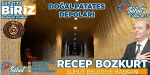 Başkan Bozkurt'tan Şuhut'a 3 Yeni Müjde