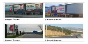 Kocadon'un Billboardları Ve Posterleri Kaldırıldı