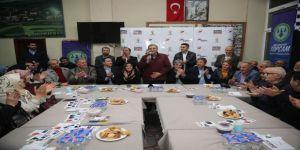 """Murat Aydın: """"Beykoz'da Zengin,fakir Ayrımını Ortadan Kaldırmak İstiyoruz"""""""