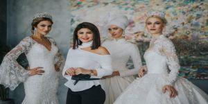 Türkiye'nin En Büyüğü Gösterilen Defileye Tasarımlar Damga Vurdu