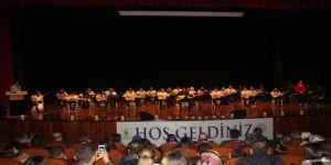 Anadolu'nun Sesi Türkü Gecesi Coştu