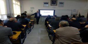Eğitim Bir Sen Üyelerini Yöneticilik Sınavına Hazırlıyor