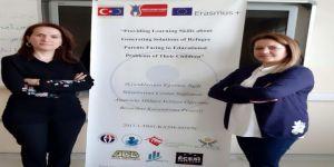 Suriyeli Ebeveynlere Yönelik Eğitimde Önemli Adım