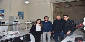 Elektrik-elektronik Mühendisliği Öğrencilerinin Projesi Tübitak Tarafından Desteklendi