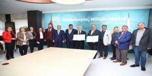 Nilüfer Belediyesi İle Genel-iş Sendikası Anlaştı