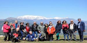 Baka Turizm Profesyonellerini Burdur'a Getirdi.
