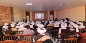 Tika'nın Afganistan'da Yenilediği Kütüphane Hizmete Açıldı