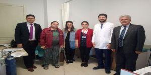 Lapseki Devlet Hastanesinden Sosyal Sorumluluk Projesi