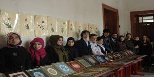 İmam Hatip Öğrencileri Eserlerinden Elde Edilecek Gelirle Yemen'e Yardımda Bulunacak