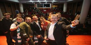 Deniz Köken'den Eyüpsultan Gençliğine Dev Yatırımlar