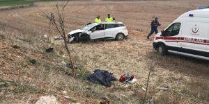 Trafik Kazasında Bir Aile Yok Oluyordu