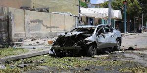 Somali'de bomba yüklü araçla saldırı: 11 ölü