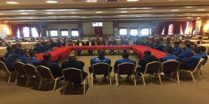 Başkan Yüksel, Ergene Velimeşesporlu Futbolcularla Bir Araya Geldi