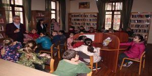Bandırma Halk Kütüphanesi Doldu Taştı