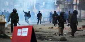 Cammu Keşmir'deki çatışmada 2 direnişçi öldü