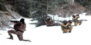 Doğu Karadeniz'de 5 İlde Terör Operasyonu