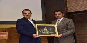 Enerji Ve Tabii Kaynaklar Bakanı Fatih Dönmez'den Başkan Bakıcı'ya Destek