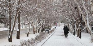 Doğu'da 4 il için kar yağışı uyarısı