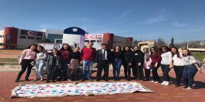 Üniversiteli Gençler Baharın Gelişini Kutladı