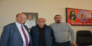 Başkan Özakcan Esnaf Ziyaretlerini Sürdürüyor