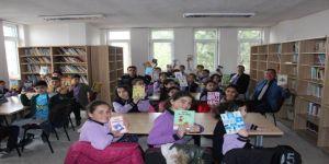 Şuhut'ta Kitap Okuma Etkinliği Düzenlendi