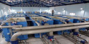 Derik İçme Suyu Arıtma Tesisi Vatandaşın Hizmetinde