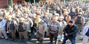 """Yeşil; """"Kararları Madenciyle Birlikte Alacağız"""""""