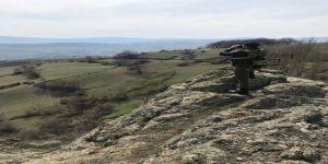 Jandarmada Dağı, Taşı Aradı