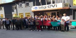 Bilgievi Kütüphane Haftasını Kutladı