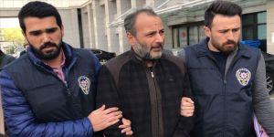 Başörtülülere hakaret eden zanlı tutuklandı