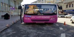 Büyükşehirden Halk Otobüsü Esnafına Mutlu Haber