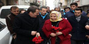 Arısoy, Zeytinburnu'nda Adım Atılmadık Sokak Bırakmadı